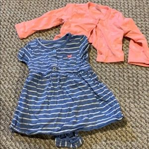 Other - Carters 12 mo dress